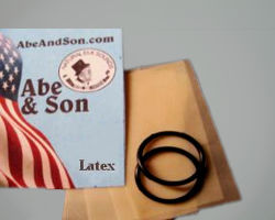 Latex and O-ring Replacement Kit, Lite (LTX-L)